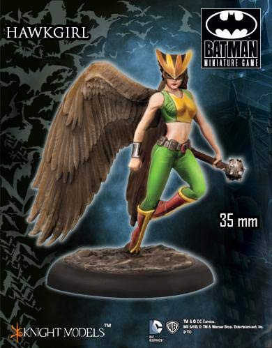 Knight Models Batman Miniature Game - Hawkgirl