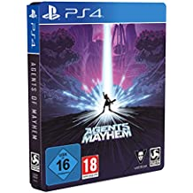 Agents of Mayhem - Steelbook Edition - [PlayStation 4]