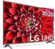 """LG 86UN85006LA - Smart TV 4K UHD 217 cm (86"""") con Inteligencia Artificial, Procesador Inteligente α7 Gen3"""