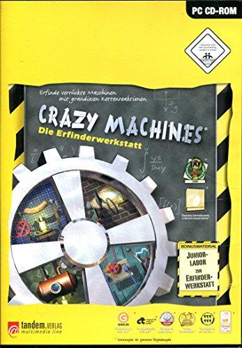 Crazy Machines Die Erfinderwerkstatt PC CD-ROM