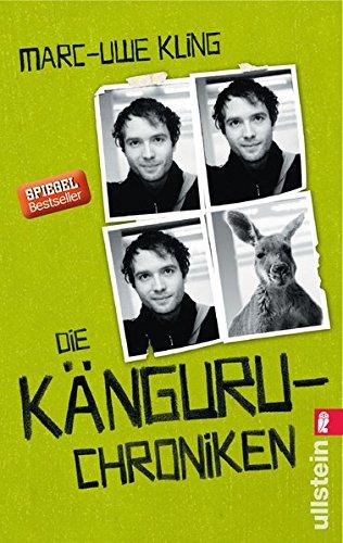 Buchcover Die Känguru-Chroniken: Ansichten eines vorlauten Beuteltiers