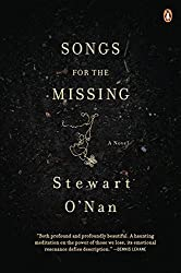 Songs for the Missing by Stewart O'Nan (2009-08-25)