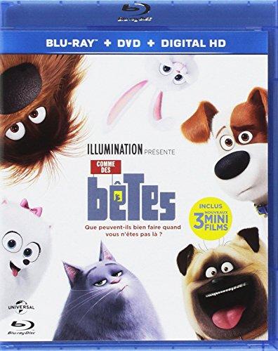Comme des bêtes [Combo Blu-ray + DVD + Copie digitale]