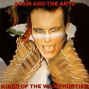 Kings Of The Wild Frontier [VINYL]