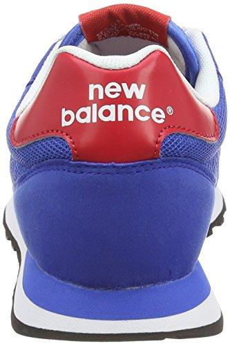 New Balance Gm500 Scarpe da Ginnastica da da da Uomo Bleu blu rosso Para La Venta En   5a47cf