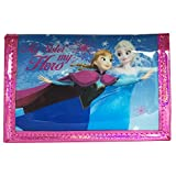 Disney Frozen Anna and Elsa Wallet kids Coin Money Cartoon Pouch Bag Purse NEW