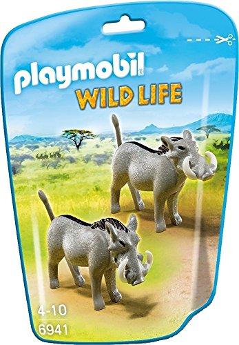 Playmobil Vida Salvaje Facoceros Africanos (6941)