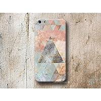 Rose Marbre triangle Coque Étui Phone Case pour Samsung Galaxy S9 S8 Plus S7 S6 Edge S5 S4 mini A3 A5 J3 J5 J7 Note 9 8 5 4 Core Grand Prime