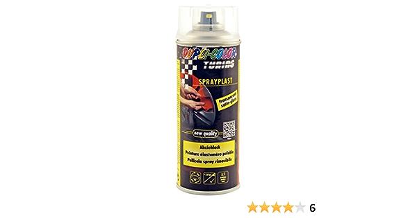 Dupli Color 388095 Dc Sprayplast Spray 400 Ml Transparent Gloss Auto