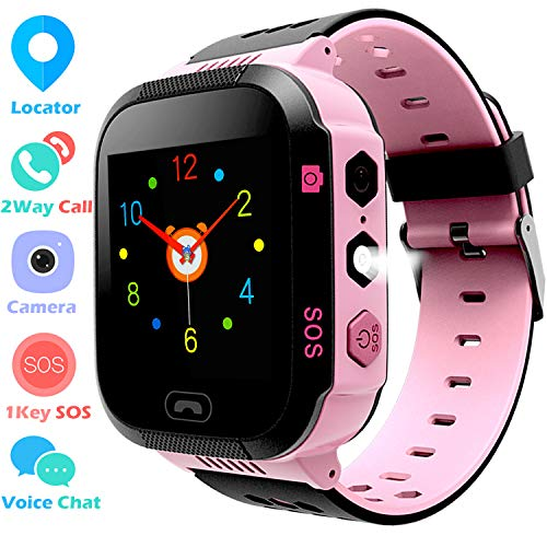 Niños Smart Watch Phone - GPS/LBS Reloj