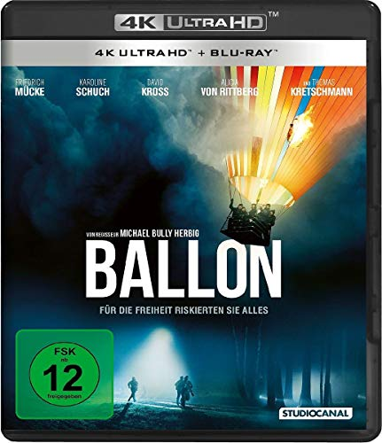 Ballon  (4K Ultra HD) (+ Blu-ray 2D)