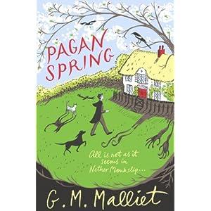 Pagan Spring (Max Tudor Book 3)