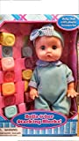 Doll Playset Mommy Baby Feeding Nursery Little Pretend Toys Girls Gift Activity