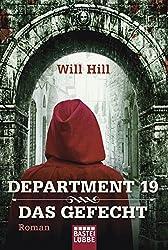 Department 19 - Das Gefecht: Roman