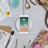 Belkin BOOST UP 7.5 W Wireless Charging Pad for iPhone X, iPhone 8 Plus, iPhone 8 and other Qi-Enabled Devices (Designed with Apple, Qi-Certified) - White Bild 12