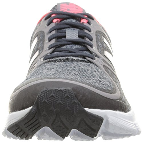 New Balance 775, Chaussures de Running Entrainement Femme Multicolore (Grey/Pink 026)