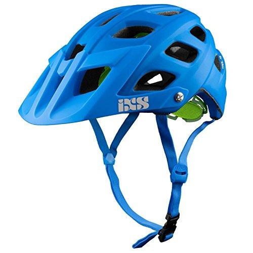 IXS Enduro-MTB Helm Trail RS Blau Gr. XS