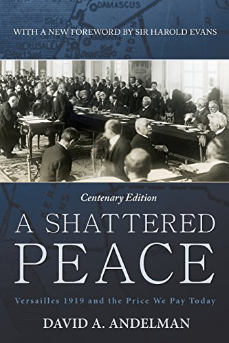 A Shattered Peace Cover Image