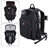 Sac à Dos Smatree Smapac DP1800 pour DJI Mavic Pro et Gopro Hero 2018 Hero 7/6/5/4/3/2/1/GoPro Hero 5 Session/Hero Session