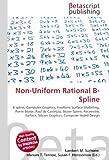 Non-Uniform Rational B-Spline: B-spline, Computer Graphics, Freeform Surface Modelling, Pierre Bézier, Paul de Casteljau, Bézier Spline, Parametric Surface, Silicon Graphics, Computer-Aided Design