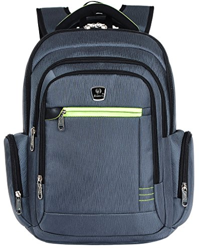 Binlion Taikes Laptop Backpack Up To 17-Inch Grey27