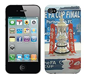 WOW 3D Printed Designer Mobile Case Back Cover For Apple iPhone 4 / iPhone 4 / iPhone 4s / I 4s
