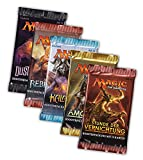 Magic the Gathering MTG Welcome Geschenk Set - 5x Booster Pack Stunde der Vernichtung Amonkhet Äther Rebellion Kaladesh und Düstermond - Deutsch