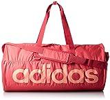 adidas Sporttasche Linear Performance Teambag Small, neonrot, 49.5 x 25 x 25 cm, 31 Liter, AI9116