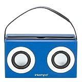 Intempo Ghetto Blaster 6 Watt EE0862 - Bleu