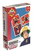 Jumbo 19402 - Fireman Sam Domino Kartenspiel