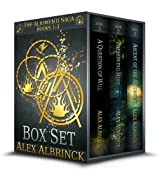 The Aliomenti Saga Box Set (Books 1-3) (English Edition)