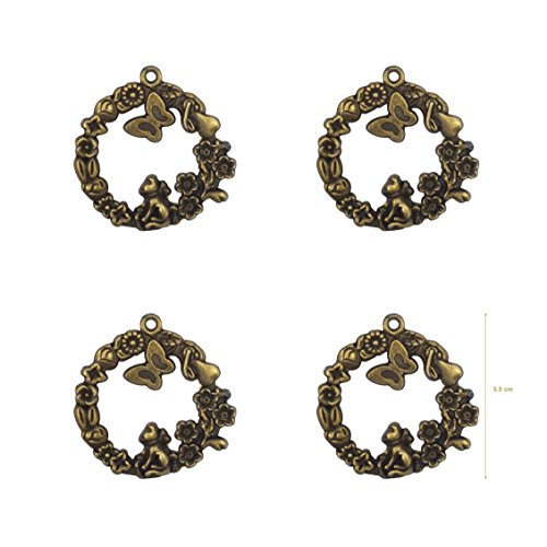 AsianHobbyCrafts Metal Embellishments & jewelry Accessories : Design – 'Garland'