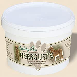 Healthy Paws Herbolistic Dog Food Supplement