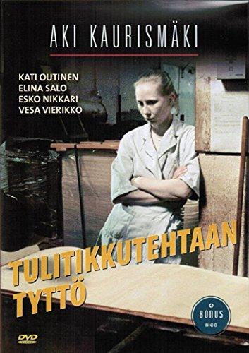 The Match Factory Girl ( Tulitikkutehtaan tyttö ) by Kati Outinen