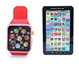 #3: Smiles Creation Combo Of P1000 Educational Learning Tablet And Musical Smart watch