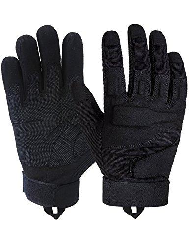 Taktische Handschuhe - Vollfinger harte Knöchel Fahren Motorrad Schießen Polizei Airsoft Swat Kampf Militär Überfall taktische Ausrüstung