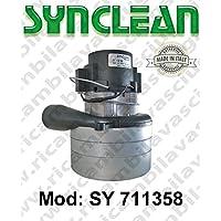 Motor aspiración Sy 711358synclean para mopa y aspiradora