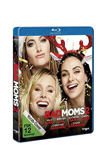 Bad Moms 2 [Blu-ray]