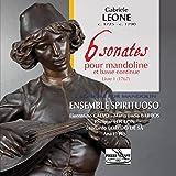 Sechs Sonaten Für Mandoline & B.C.