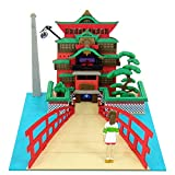 Studio Ghibli mini Spirited Away MP07-11 non scala Aburaya e Chihiro mestiere di carta