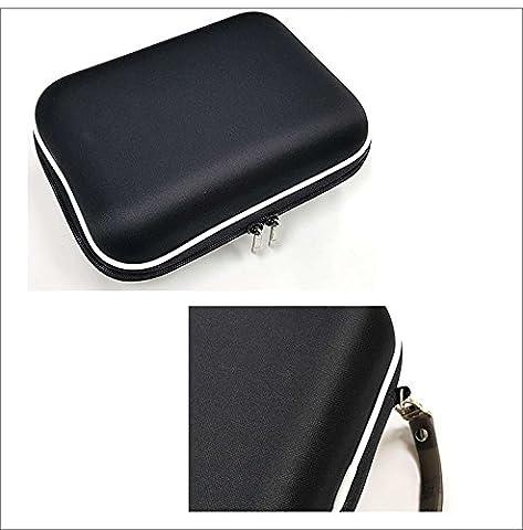 Schwarz PS4 Controller handle Griff Tasche Wasserdicht Staubdicht Schutz Anti-fall Schutzpaket(Black)