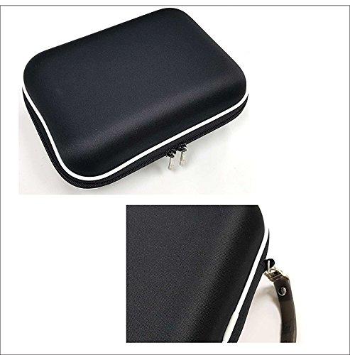 Schwarz PS4 Controller handle Griff Tasche Wasserdicht Staubdicht Schutz Anti-fall Schutzpaket(Black) (Gucci Kleinen Geldbeutel)