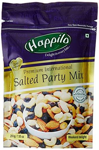 Happilopremium International Salted Partymix, 200g
