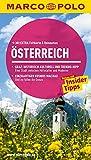 MARCO POLO Reiseführer Österreich: Reisen mit Insider-Tipps. Mit EXTRA Faltkarte & Reiseatlas - Siegfried Hetz