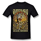 Photo de Sarah Lisa Men's Grateful Dead T-Shirt- Black par Sarah Lisa
