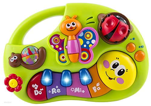 Baby Musical Piano Keyboard Toy Educational Infant Toys Activity Centre by Wishtime 51 eiMwbv4L