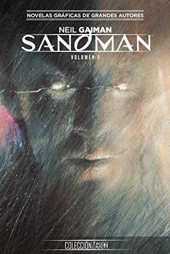 Colección Vertigo núm. 02: Sandman 1 por Neil Gaiman