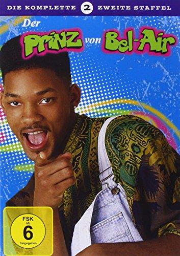 Der Prinz von Bel-Air - Die komplette zweite Staffel [4 DVDs] (Air Iv)