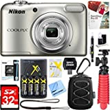 Best Nikon Camera For Close Ups - Nikon COOLPIX A10 16.1MP 5x Optical Zoom NIKKOR Review