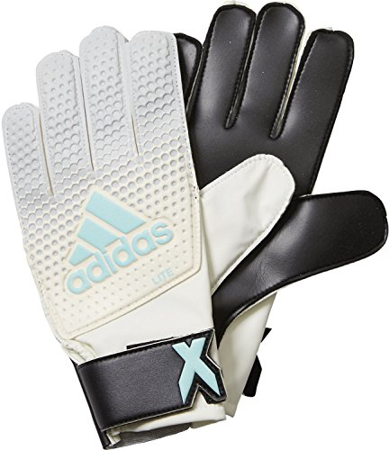 Adidas x lite guanti, grigio (gricla/aquene/bianco), 8